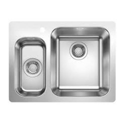 Blanco Supra 340/180-IF/A Stainless Steel Kitchen Sink